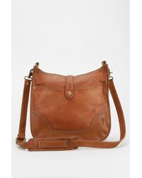 Frye Campus Leather Crossbody Bag - Lyst