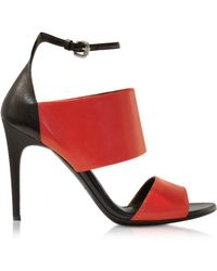 McQ by Alexander McQueen Lilly Ankle Strap Sandal - Lyst