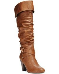 Rampage Ellesandra Dress Boots - Lyst
