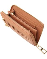 Dune - Karen Multi Compartment Zip Front Purse - Lyst