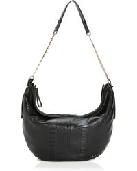 Halston Heritage Hobo - Chain Handle - Lyst