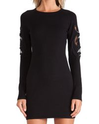 Blessed Are The Meek French Curve Dress - Lyst