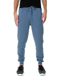 Staple Quilted Pigeon Sweatpant - Lyst