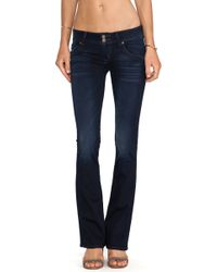 Hudson Signature Bootcut Jeans - Lyst