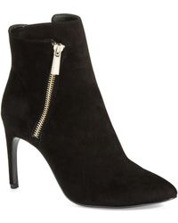 Vince Camuto Chantel Heeled Boots - Lyst