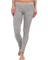 Free People Heather Knit Legging - Lyst