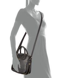 Longchamp - 2.0 Leather Crossbody Bag - Lyst