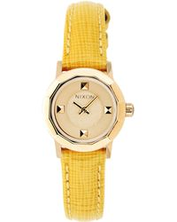 Nixon Y Wrist Watch - Lyst