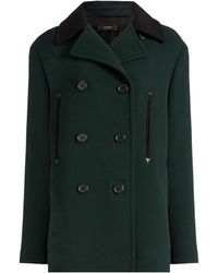 Joseph Textured Mix Torquay Coat - Lyst