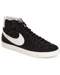 Nike 'Blazer Mid Premium Vintage' Sneaker - Lyst
