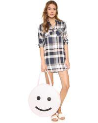 BB Dakota - Jack By Midge Jersey Shirt Dress - Lyst