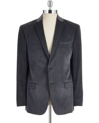 Michael Kors Two Button Corduroy Blazer - Lyst