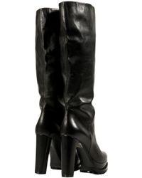 Alexander McQueen Boots - Lyst