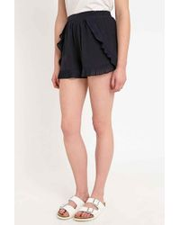 Sessun | Philippine Polka Dot Shorts In Navy | Lyst