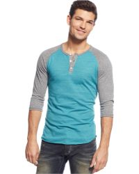 Alternative Apparel Shirt Raglan Shirt - Lyst