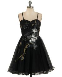 Chi Chi Perfect Poise Dress In Night Blossom - Lyst