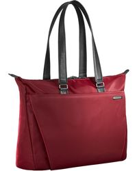 Briggs & Riley - Sympatico Shopping Tote Nylon Bag - Lyst
