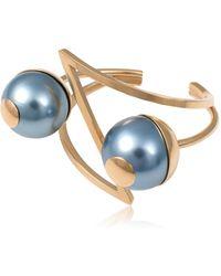 Leivan Kash - Mata Cuff Bracelet - Lyst