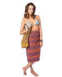 Faherty Brand Beach Wrap multicolor - Lyst