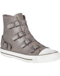 Ash Virgin Sneaker Perkish Leather - Lyst