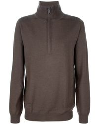 Burberry Brit Brown Sweater - Lyst