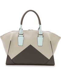 Narciso Rodriguez - Claire Zip Tote - Stone - Lyst