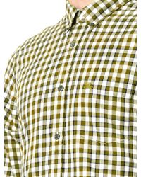 Burberry Brit - Evans Gingham-Check Shirt - Lyst