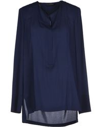 Donna Karan New York Blouse - Lyst