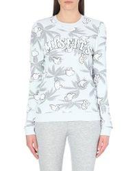 Zoe Karssen Jersey Round Neck Sweatshirt - Lyst