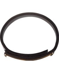 Marni Black Leather Cuff - Lyst