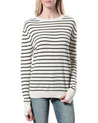 Pam & Gela Twistback Pullover - Lyst