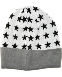 Black Scale The All Star Beanie - Lyst