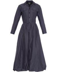 1205 - Gesso Two Cotton-Silk Jumpsuit - Lyst