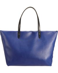 Barneys New York Easy Gm Tote - Lyst