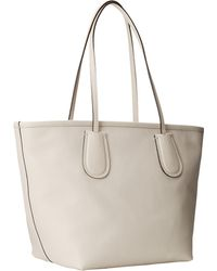 Coach Embossed Taxi Zip Tote - Lyst