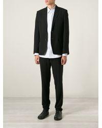 Ann Demeulemeester Grise Black Classic Suit - Lyst