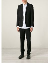 Ann Demeulemeester Grise Classic Suit - Lyst