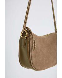 Kimchi Blue - Talitha Braid Crossbody Bag - Lyst