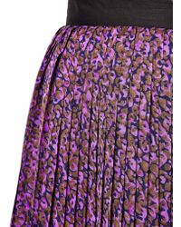 Beloved - Natasha Pleated Skirt - Lyst