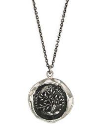 Pyrrha - 'fidelity' Talisman Pendant Necklace - Lyst