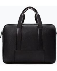 Zara Microdot Briefcase - Lyst