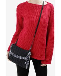 Wool And The Gang Bag It Up Clutch - Lyst