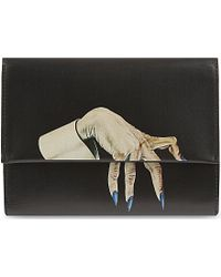 Undercover | Printed Leather Wallet - For Men | Lyst