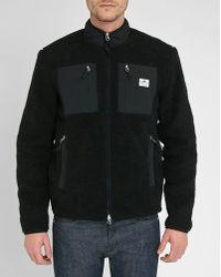 Penfield   Black Pr Kenai Multi-pocket Polar Fleece   Lyst