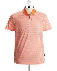 Hugo Boss Regular Fit Polo Shirt - Lyst