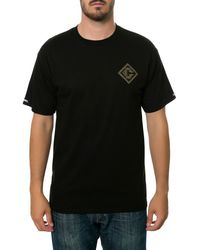 Crooks And Castles The Gardener Tee - Lyst