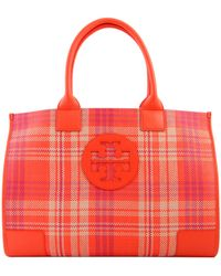 Tory Burch Ella Tote Bag - Lyst