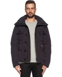 Canada Goose chilliwack parka replica official - Canada goose Selkirk Parka Jacket in Blue for Men (NAVY) | Lyst