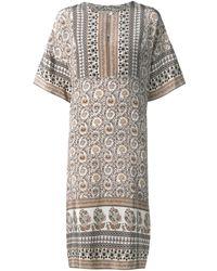 Sea | Sea Printed Tunic Dress | Lyst