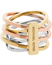 Michael Kors | Ring | Lyst